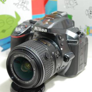 ニコン(Nikon)の❄️希少なグレーカラー、Wi-Fi搭載機☆ Nikon ニコン D5300 ❄️(デジタル一眼)