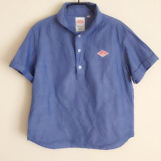 ダントン(DANTON)のDantonプルオーバーワークシャツ(シャツ/ブラウス(半袖/袖なし))