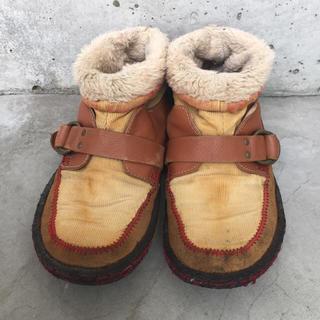 インディアン(Indian)のIndian ノルディック ショートブーツ(ブーツ)