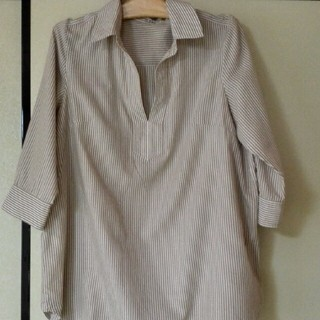 ニジュウサンク(23区)の23区 ブラウス大きいサイズ(Tシャツ(長袖/七分))