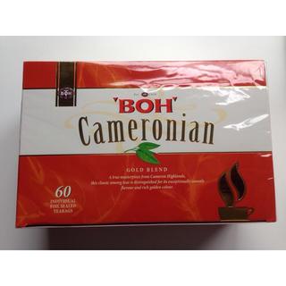 未開封品!マレーシア 紅茶【BOH・ボーティー 】キャメロン ゴールドブレンド(茶)