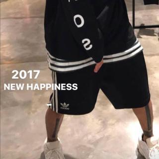 アディダス(adidas)のadidasadizeroハーフパンツ三本ライン(ショートパンツ)