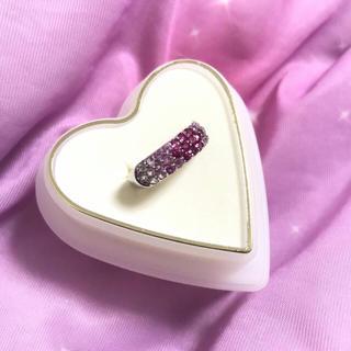 パヴェリング パヴェリングK18 ダイヤ ホワイトゴールドリング K18(リング(指輪))