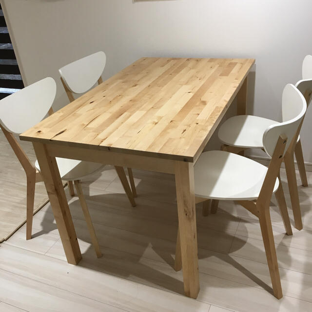 IKEA(イケア)のyao様専用♡IKEA ダイニング テーブル チェア セット インテリア/