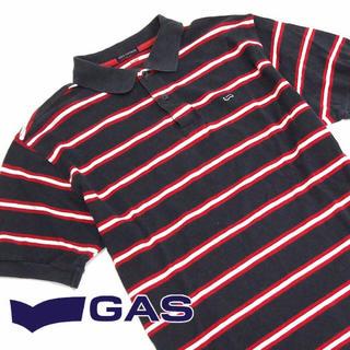 ガス(GAS)のGASjeans (ガスジーンズ) メンズ ポロシャツL91(ポロシャツ)