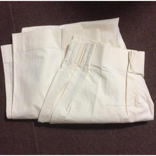 ムジルシリョウヒン(MUJI (無印良品))の無印良品 帆布カーテン1枚 MUJI カーテンフック付き (カーテン)