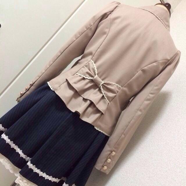Amavel(アマベル)のアマベル♡ジャケット レディースのジャケット/アウター(テーラードジャケット)の商品写真
