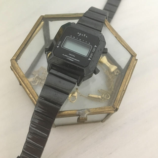 アガット(agete)のagate 腕時計(かえでさま専用)(腕時計)