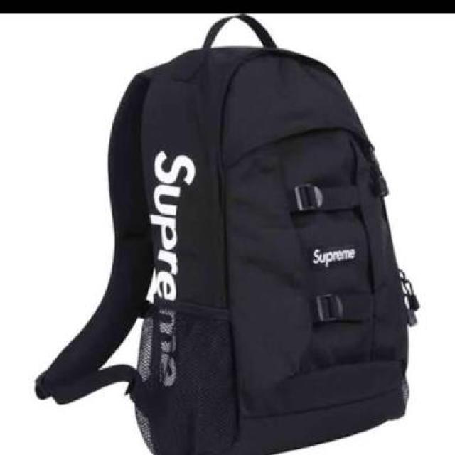 Supreme(シュプリーム)のsupreme リュック 14ss メンズのバッグ(バッグパック/リュック