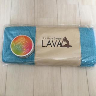 ☆ヨガ LAVA ラグ ブルー &12周年限定デザイン エッセンシャルバーム☆(ヨガ)