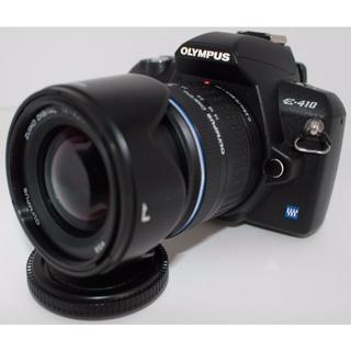 オリンパス(OLYMPUS)の✳️良品✳️E-410 レンズキット ✳️付属品多数✳️(デジタル一眼)