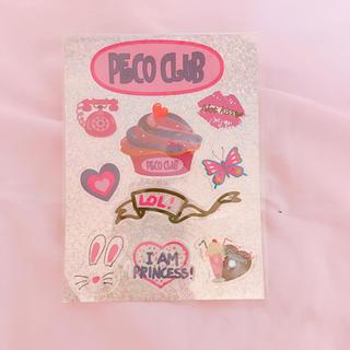 ペコクラブ(PECO CLUB)のPECOCLUB  ステッカー(その他)