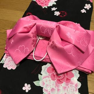 シマムラ(しまむら)のレディース浴衣 140センチ(浴衣)