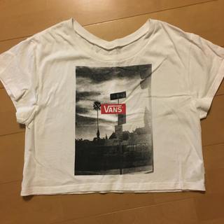 カスタネ(Kastane)のvansTシャツ(Tシャツ/カットソー)