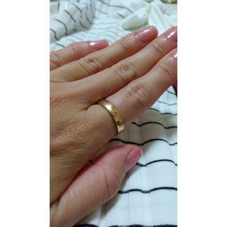 カルティエ(Cartier)のカルティエハッピーバースデーリング スモール(リング(指輪))