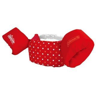 コールマン(Coleman)の安全に水遊びを楽しめる子ども用フローベスト パドルジャンパー  Red(その他)