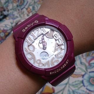 ベビージー(Baby-G)のCASIO baby-G  海外限定盤 (腕時計)
