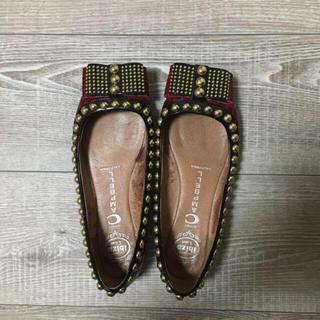 ジェフリーキャンベル(JEFFREY CAMPBELL)のゆーこ様専用 ジェフリーキャンベル フラットシューズ(ローファー/革靴)