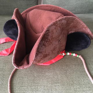 ディズニー(Disney)のディズニー パイレーツ 帽子(キャラクターグッズ)