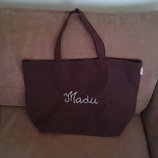 IDEE(イデー)のmadu 定番トート  レディースのバッグ(トートバッグ)の商品写真