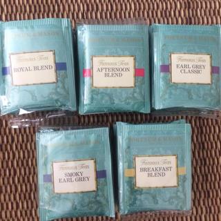アフタヌーンティー(AfternoonTea)のフォートナム&メイソン ティーバッグ23個(茶)