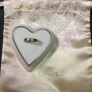 ノジェス(NOJESS)のノジェス 10K リング(リング(指輪))