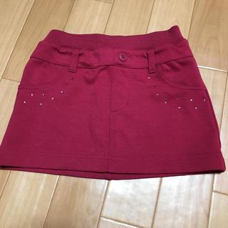 ジーユー(GU)の☆値下げ‼️GU 110㎝ 女の子スカート☆(スカート)