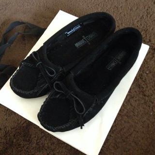 ミネトンカ(Minnetonka)のミネトンカ♥︎モカシン(ローファー/革靴)