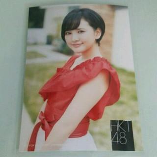 エイチケーティーフォーティーエイト(HKT48)の兒玉遥○HKT48 キスは待つしかないのでしょうか? 汎用 共通 特典 生写真(アイドルグッズ)