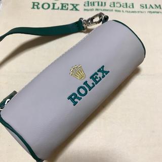 ロレックス(ROLEX)の【 新品未使用‼︎早い者勝ち‼︎】希少  ポーチ  時計拭きクロス  ロレックス(腕時計(アナログ))