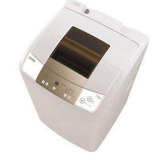 ハイアール 全自動洗濯機 7.0kg 送料無料(洗濯機)