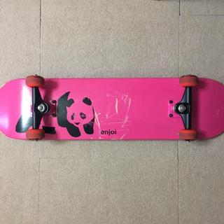 エンジョイ(enjoi)のenjoi スケートボード ピンク(スケートボード)