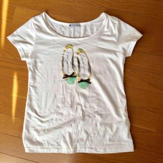 バビロン(BABYLONE)の美品 BABY  LONE Tシャツ(Tシャツ(半袖/袖なし))