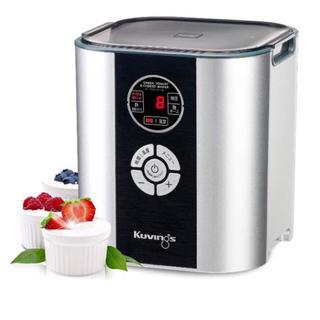 新品未開封クビンス ヨーグルト&チーズメーカー  KGY-713SM(調理機器)