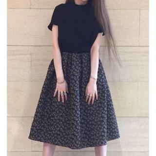 デミルクスビームス(Demi-Luxe BEAMS)の最終値下げ(ひざ丈スカート)
