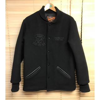 キャリー(CALEE)のCALEE ファラオ ジャケット コート ブラック 黒 (ピーコート)