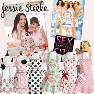 「新品」Jessie Steele ジェシースティール エプロン 6種類👗
