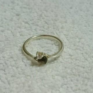 シルバー ピンキーリング(リング(指輪))