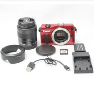 キヤノン(Canon)のCanon キヤノン EOS M ミラーレス一眼 EOS Mシリーズ!(ミラーレス一眼)
