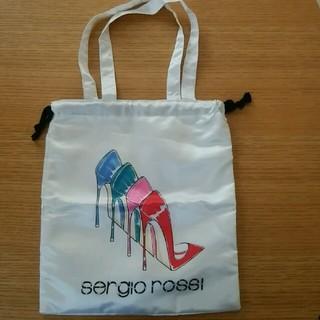 セルジオロッシ(Sergio Rossi)のSergio rossi 巾着トートバッグ(トートバッグ)