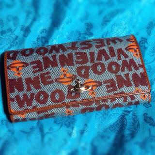 ヴィヴィアンウエストウッド(Vivienne Westwood)のvivienneの長財布♡(財布)