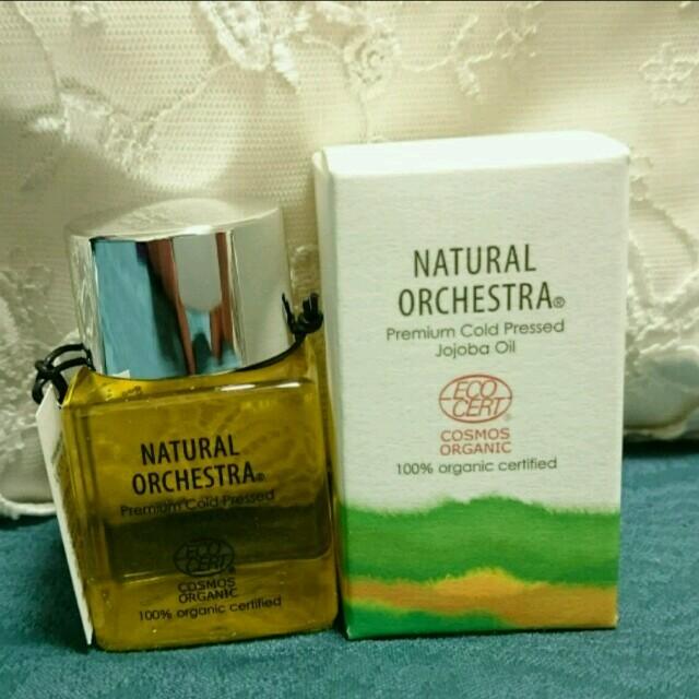 ナチュラルオーケストラ34ml新品 コスメ/美容のスキンケア/基礎化粧品(フェイスオイル / バーム)の商品写真