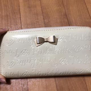 ピンクラテ(PINK-latte)のピンクラテ 長財布(財布)