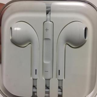 アップル(Apple)のイヤホン(ヘッドフォン/イヤフォン)