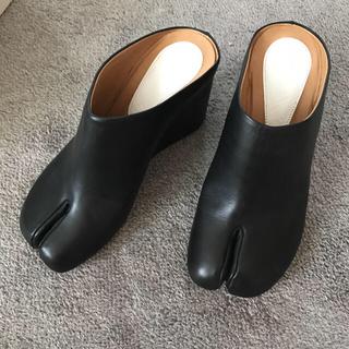マルタンマルジェラ(Maison Martin Margiela)の新品未使用♡マルタンマルジェラ足袋サボ(ブーツ)
