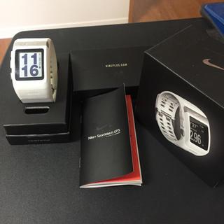 ナイキ(NIKE)のnike+ sports watch (腕時計)