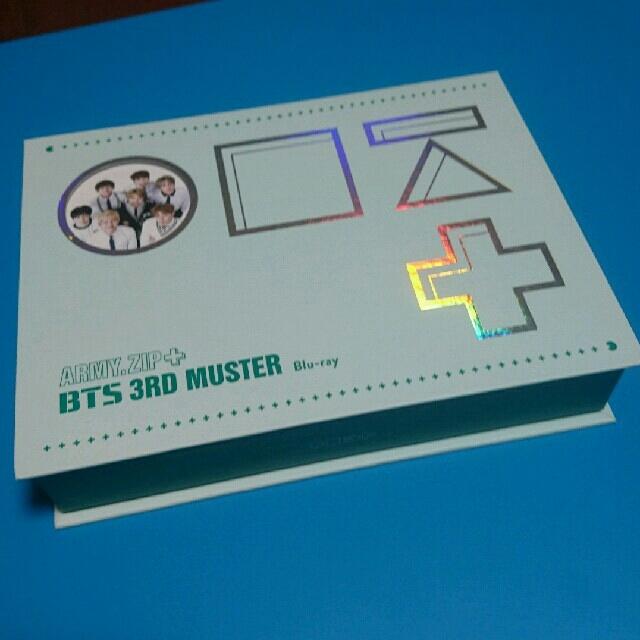 BTS 3rd Muster: Army Zip+ Blu-ray | フリマアプリ ラクマ