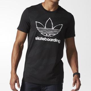 アディダス(adidas)のL【新品/即日発送OK】adidas オリジナルス スケートボーディング 黒(Tシャツ/カットソー(半袖/袖なし))