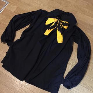 ヴィヴィアンウエストウッド(Vivienne Westwood)のアングロマニア ビッグプルオーバーシャツ(シャツ/ブラウス(長袖/七分))