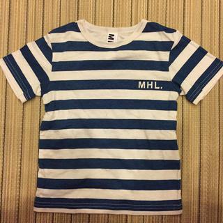 マーガレットハウエル(MARGARET HOWELL)のMHL kids Tシャツ 110cm(Tシャツ/カットソー)